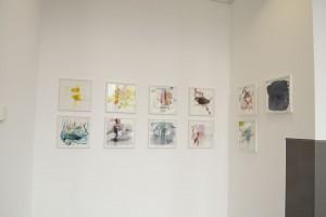 Blick in die Ausstellung, Raumsituation - Ausstellung