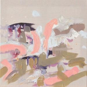 Maremma, Öl auf Leinwand, 2008, 50 x 50 cm