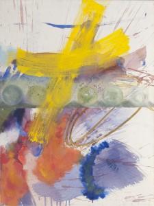 O. T., Öl auf Leinwand, 2013, 65 x 90 cm