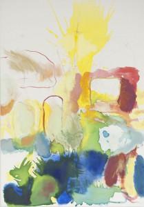 Troubled Waters, Öl auf Leinwand, 2015, 70 x 100 cm