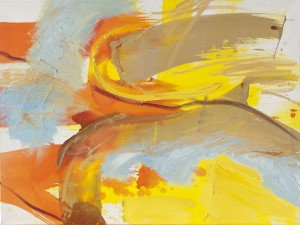 VLOW, Öl auf Leinwand, 2008, 80 x 100 cm
