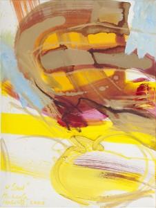 VLOW, Öl auf Leinwand, 2008, 85 x 100 cm